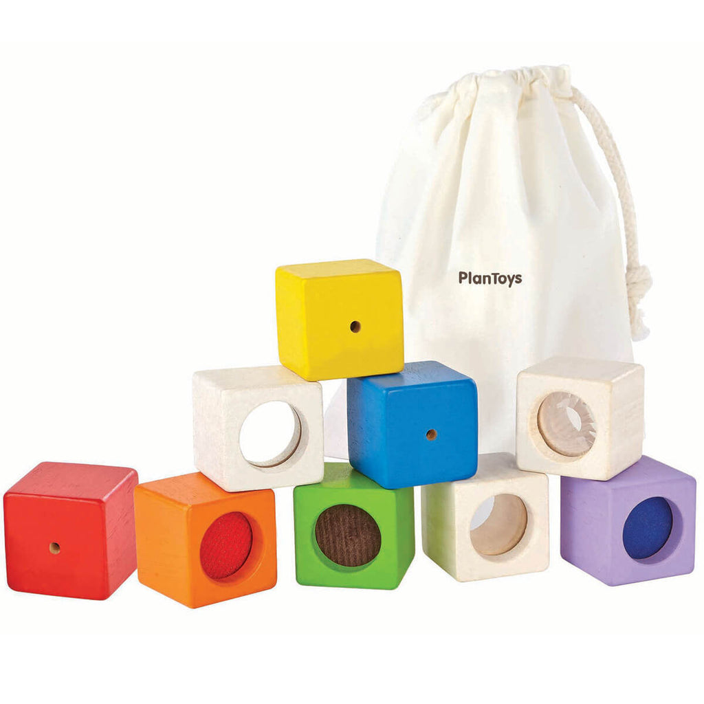 Activity Blocks by PlanToys - Junior Edition