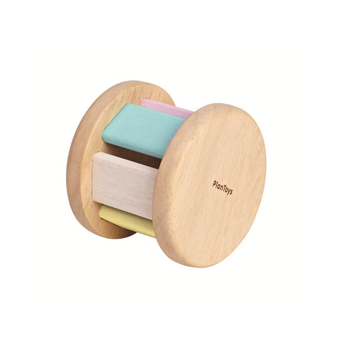 Pastel Rainbow Roller by PlanToys - Junior Edition