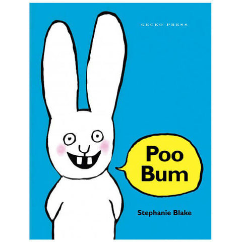 Poo Bum by Stephanie Blake - Junior Edition  - 1