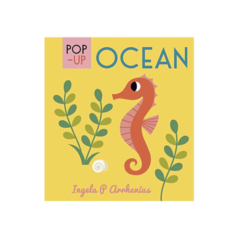 Pop Up Ocean by Ingela P. Arrhenius - Junior Edition