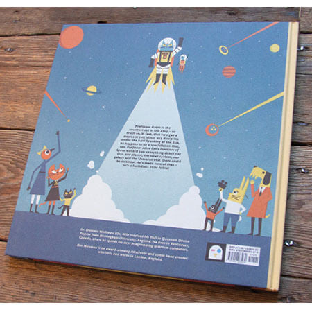 Professor Astrocat's Frontiers Of Space by Ben Newman & Dr. Dominic Walliman - Junior Edition  - 2