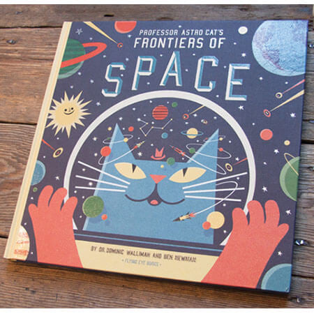Professor Astrocat's Frontiers Of Space by Ben Newman & Dr. Dominic Walliman - Junior Edition  - 3