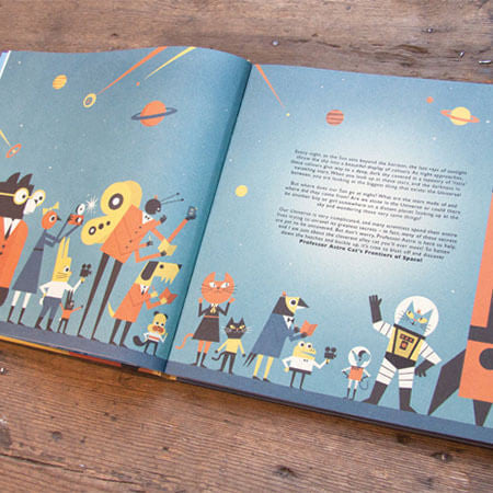 Professor Astrocat's Frontiers Of Space by Ben Newman & Dr. Dominic Walliman - Junior Edition  - 21