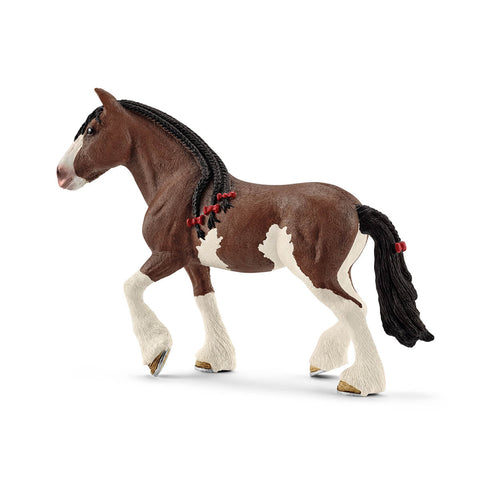 Clydesdale Mare by Schleich