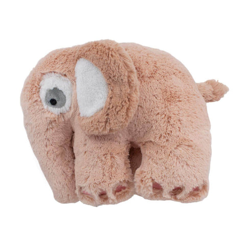 Fanto The Elephant Plush Soft Toy in Grapefruit Pink by Sebra