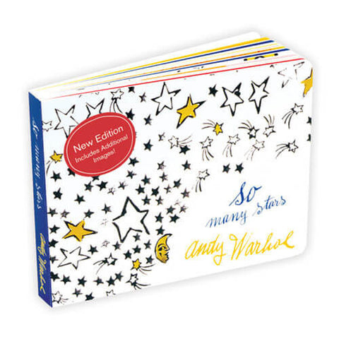 So Many Stars by Mudpuppy and Andy Warhol - Junior Edition  - 1
