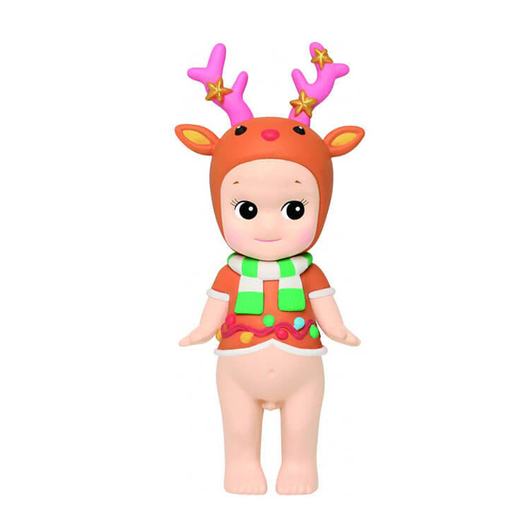 Christmas Series Doll (2016 Limited Edition) by Sonny Angel - Junior Edition  - 3