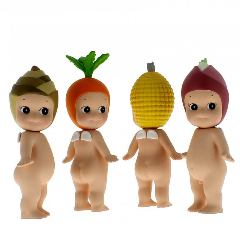 Vegetable Series Doll by Sonny Angel - Junior Edition  - 3