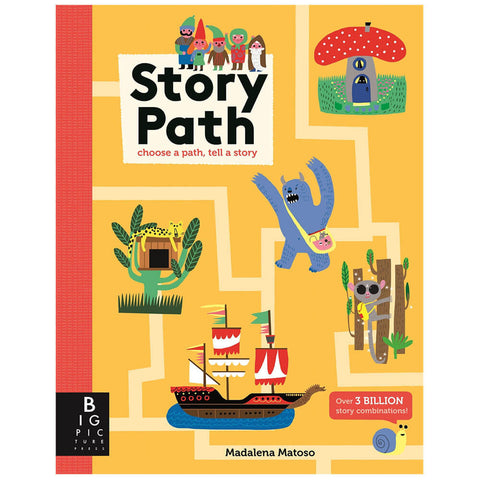 Story Path by Kate Baker & Madalena Matoso - Junior Edition