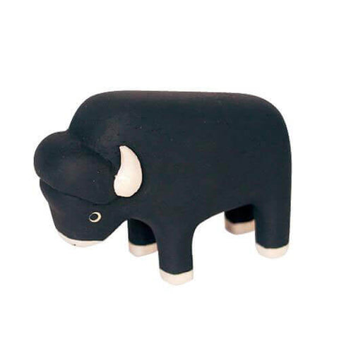 Bison - Polepole Wooden Animal by T-Lab - Junior Edition