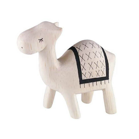 Camel - Polepole Wooden Animal by T-Lab - Junior Edition