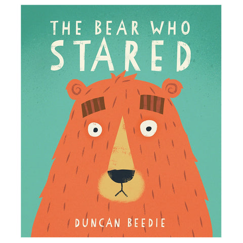 The Bear Who Stared by Duncan Beedle - Junior Edition