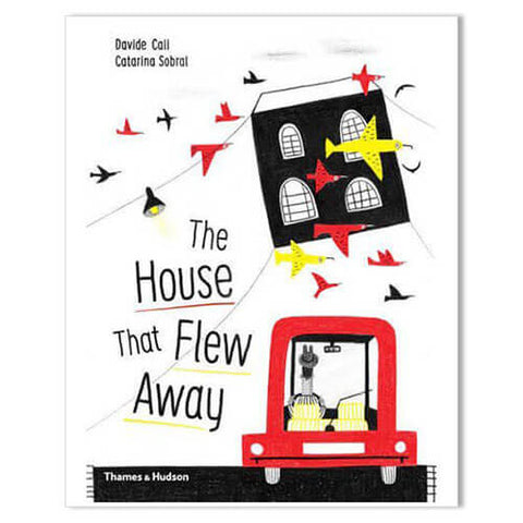 The House that Flew Away by Davide Cali & Catarina Sobral - Junior Edition