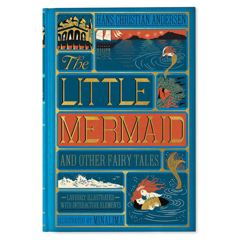 The Little Mermaid And Other Fairy Tales (Collector's Edition) by Hans Christian Andersen & MinaLima