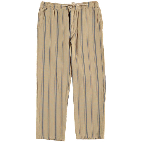 Coriandre Trousers in Overdye Stripe by The New Society