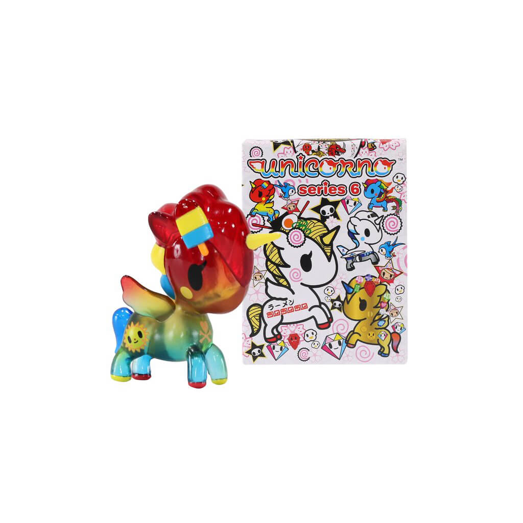 Unicorno Series 6 Figure by Tokidoki - Junior Edition