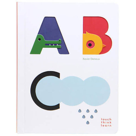 TouchThinkLearn: ABC By Xavier Deneux - Junior Edition  - 5