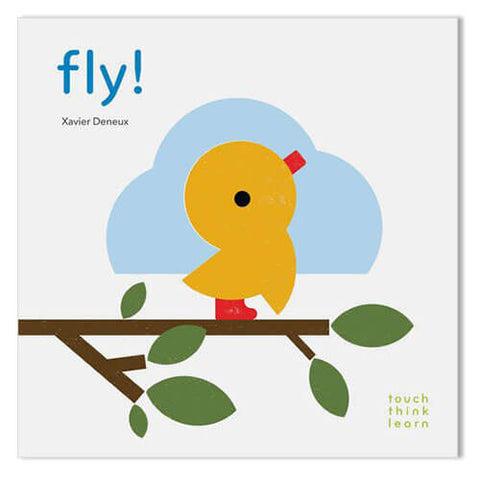 TouchThinkLearn: Fly By Xavier Deneux - Junior Edition