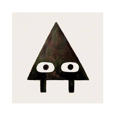 Triangle by Mac Barnett & Jon Klassen - Junior Edition