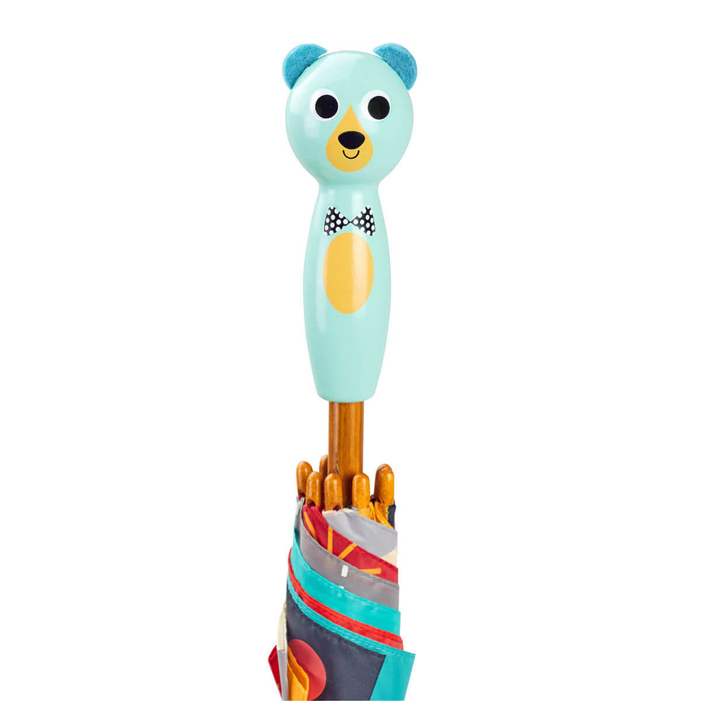Ingela P. Arrhenius Bear Umbrella by Vilac - Junior Edition