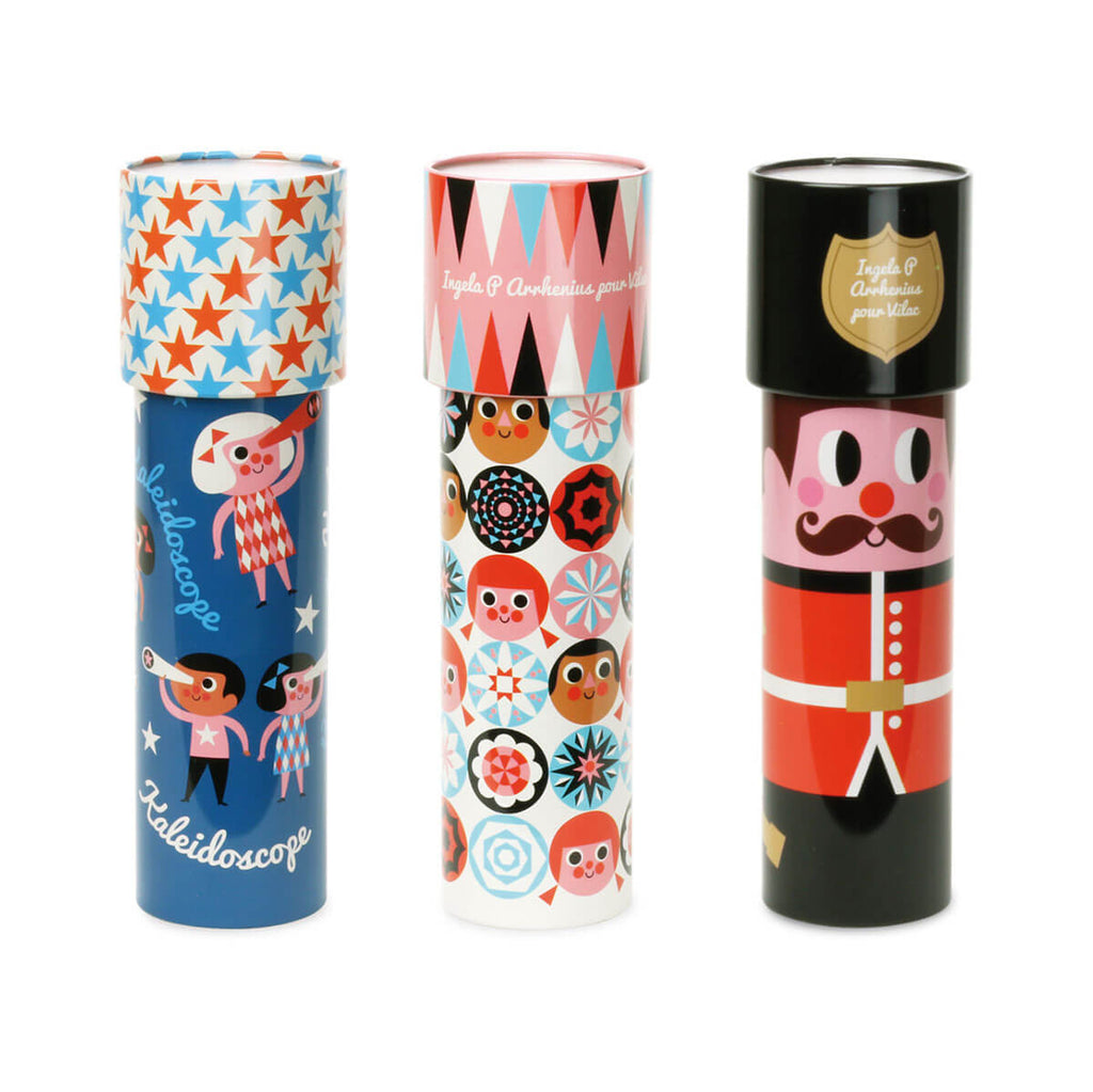 Ingela P. Arrhenius Kaleidoscope by Vilac - Junior Edition