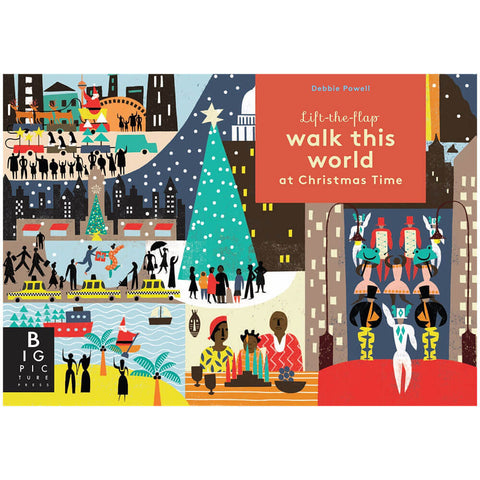 Walk This World At Christmas Time by Debbie Powell - Junior Edition