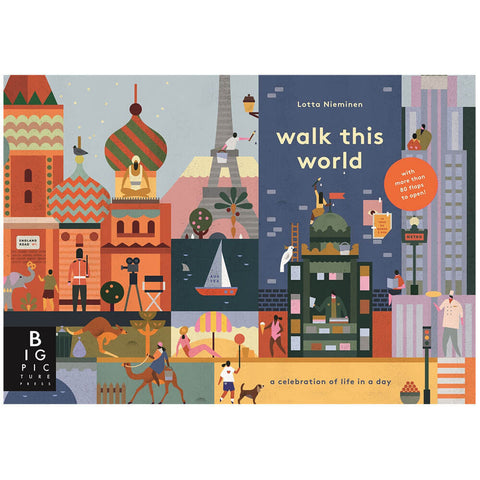 Walk This World by Lotta Nieminen - Junior Edition  - 1