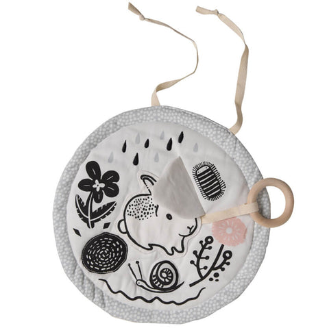 Meadow Organic Cotton Activity Pad by Wee Gallery - Junior Edition