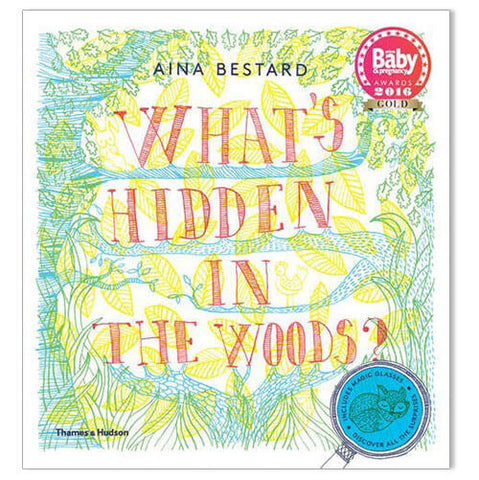What's Hidden in the Woods? by Aina Bestard - Junior Edition