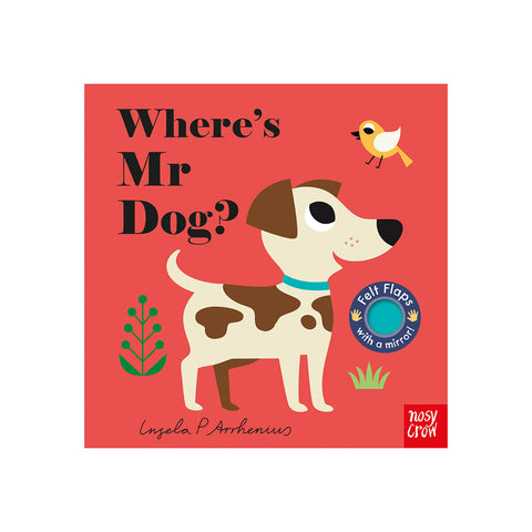 Where's Mr Dog? by Ingela P. Arrhenius - Junior Edition
