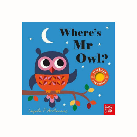 Where's Mr Owl? by Ingela P. Arrhenius - Junior Edition
