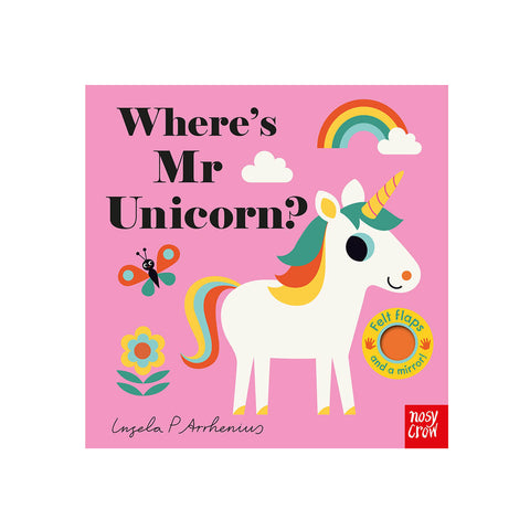 Where's Mr Unicorn? by Ingela P. Arrhenius - Junior Edition