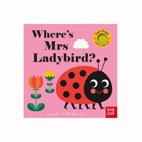 Where's Mrs Ladybird? by Ingela P. Arrhenius - Junior Edition