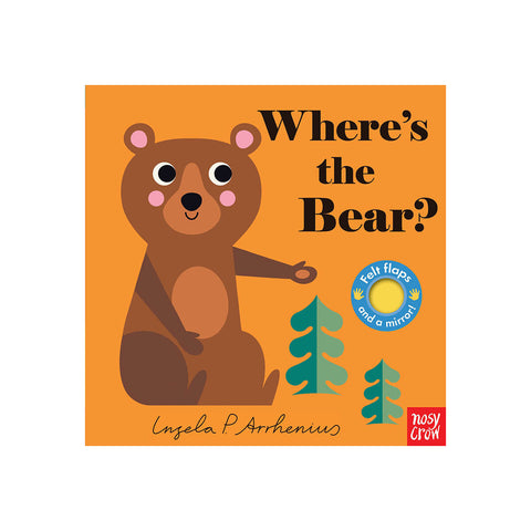 Where's The Bear? by Ingela P. Arrhenius - Junior Edition