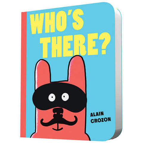 Who's There? By Alain Crozon - Junior Edition  - 1
