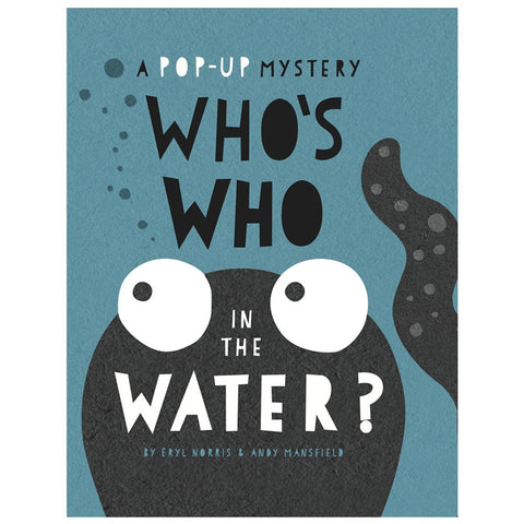 Who's Who In The Water by Andy Mansfield - Junior Edition