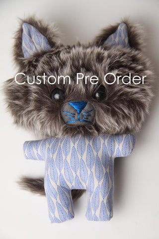 Rock-er-bye Kitty - CUSTOM PRE ORDER