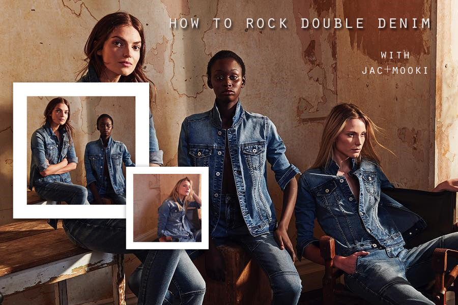 How To Rock Denim On Denim