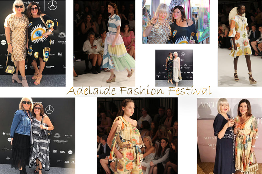That's a wrap for the Adelaide Fashion Festival for 2018