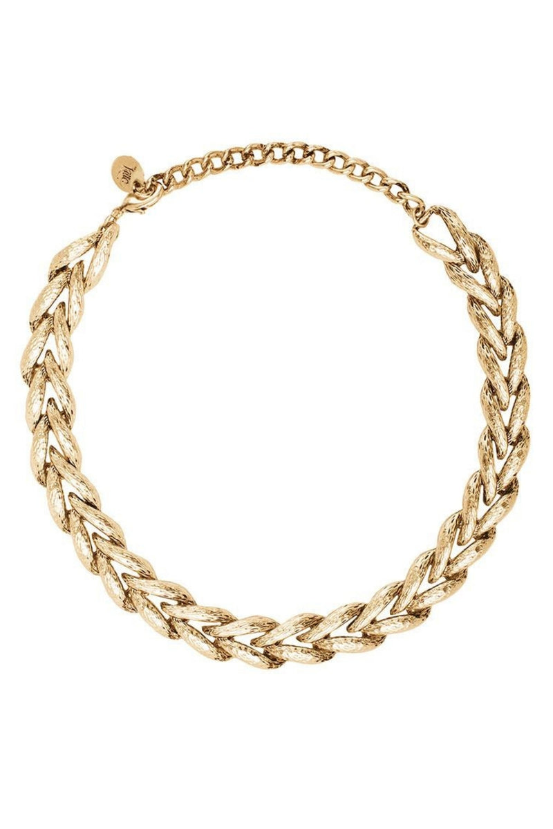 Kitte / Madera Necklace / Gold