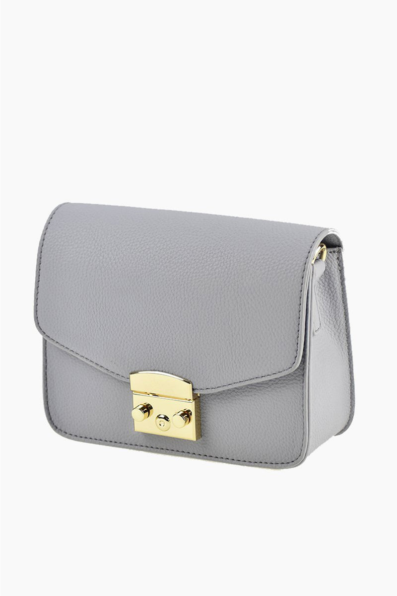 Peta & Jain / Annanlise XBody Bag With Lock / Lavender