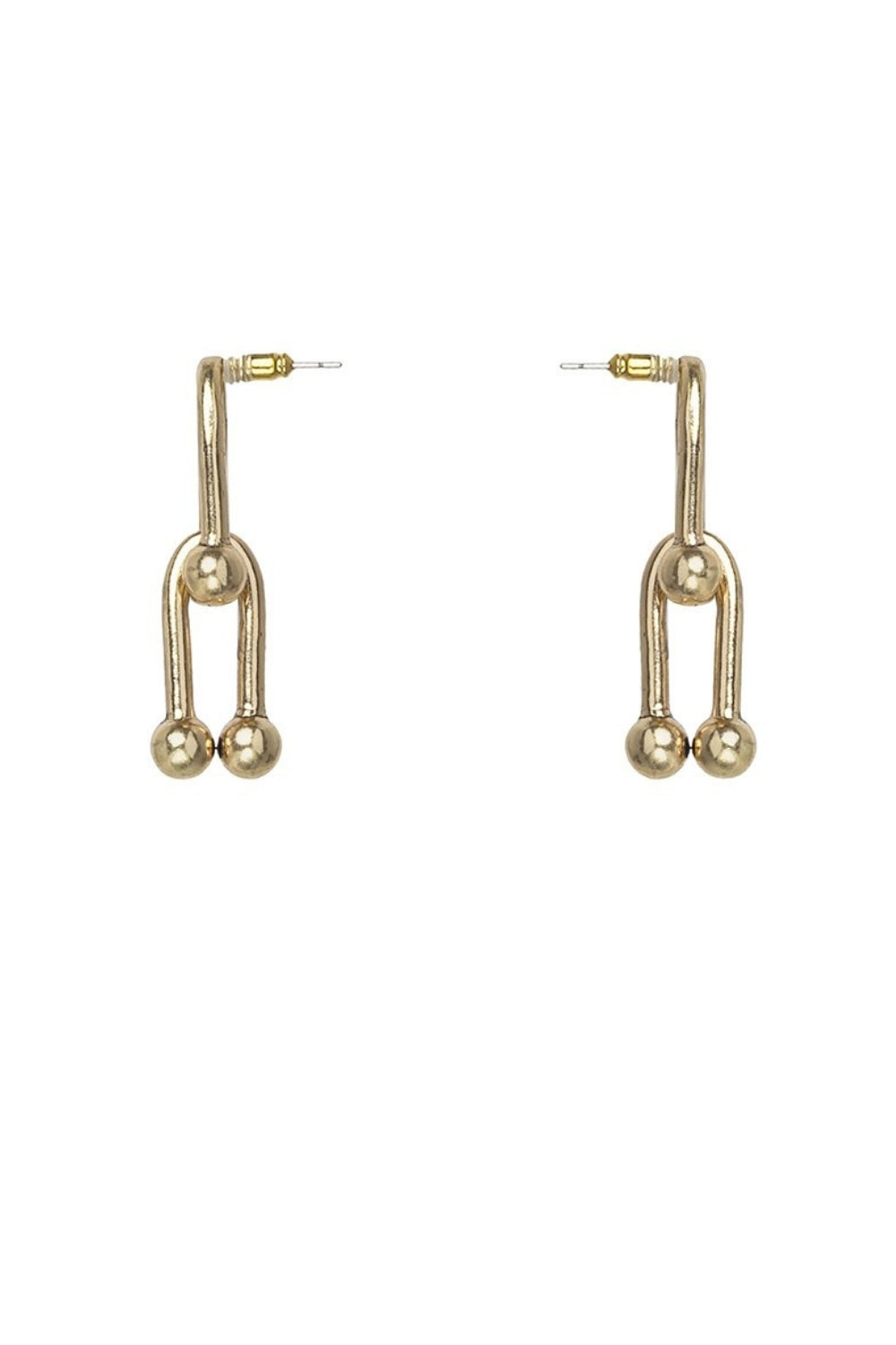 Kitte / Bond Earring / Gold