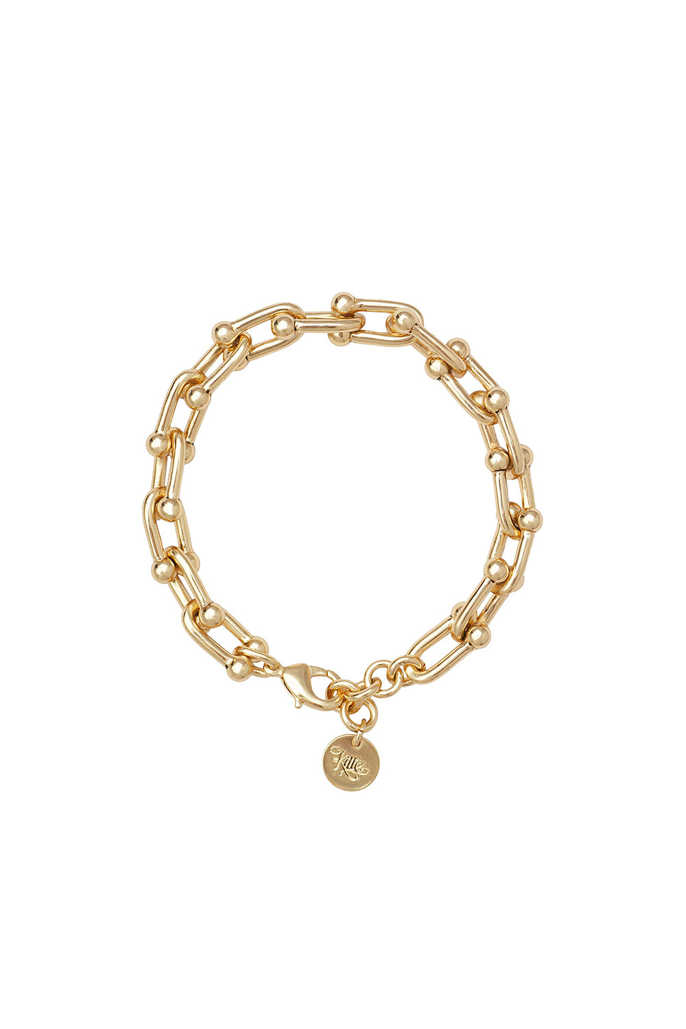 Kitte / Bond Bracelet / Gold