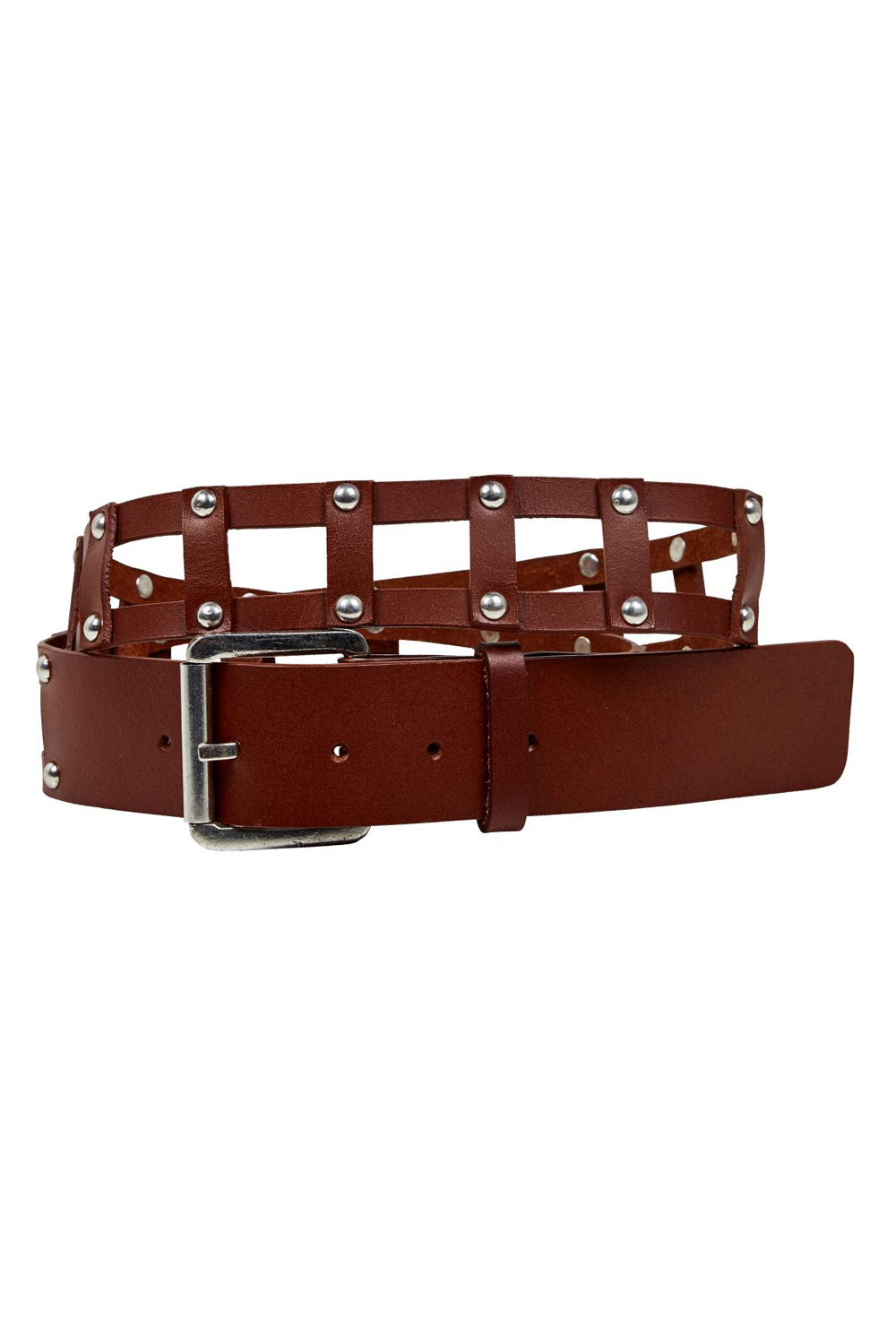 Nu Denmark / Leather Belt / Copper
