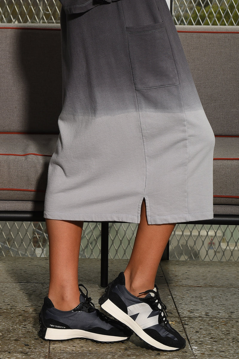 Barry Made / Dover Skirt / Dark Slate