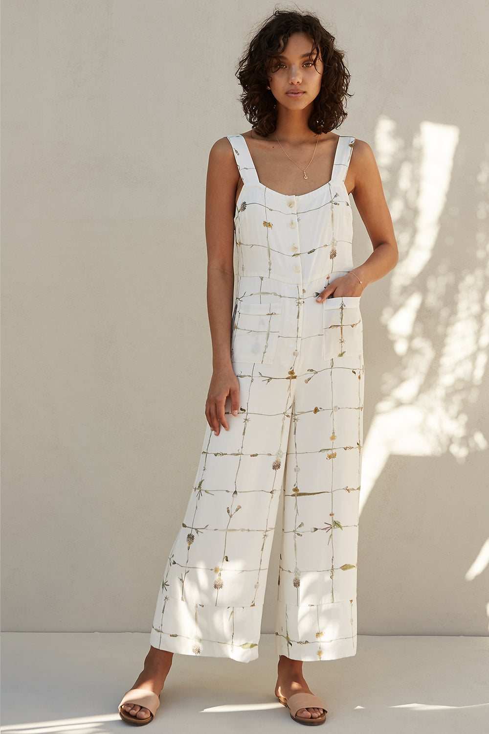 Sancia / The Florence Jumpsuit / Le Jardin Floral