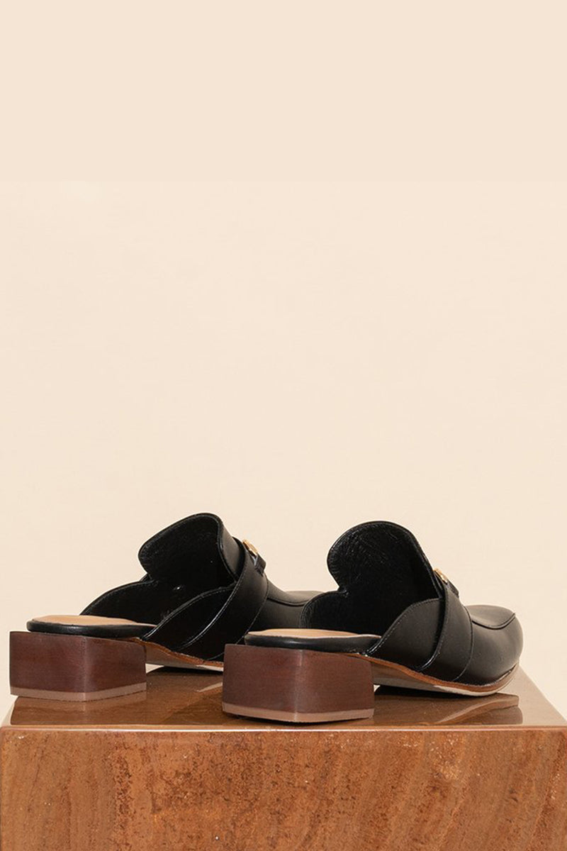 James Smith / Mercato Mule / Black