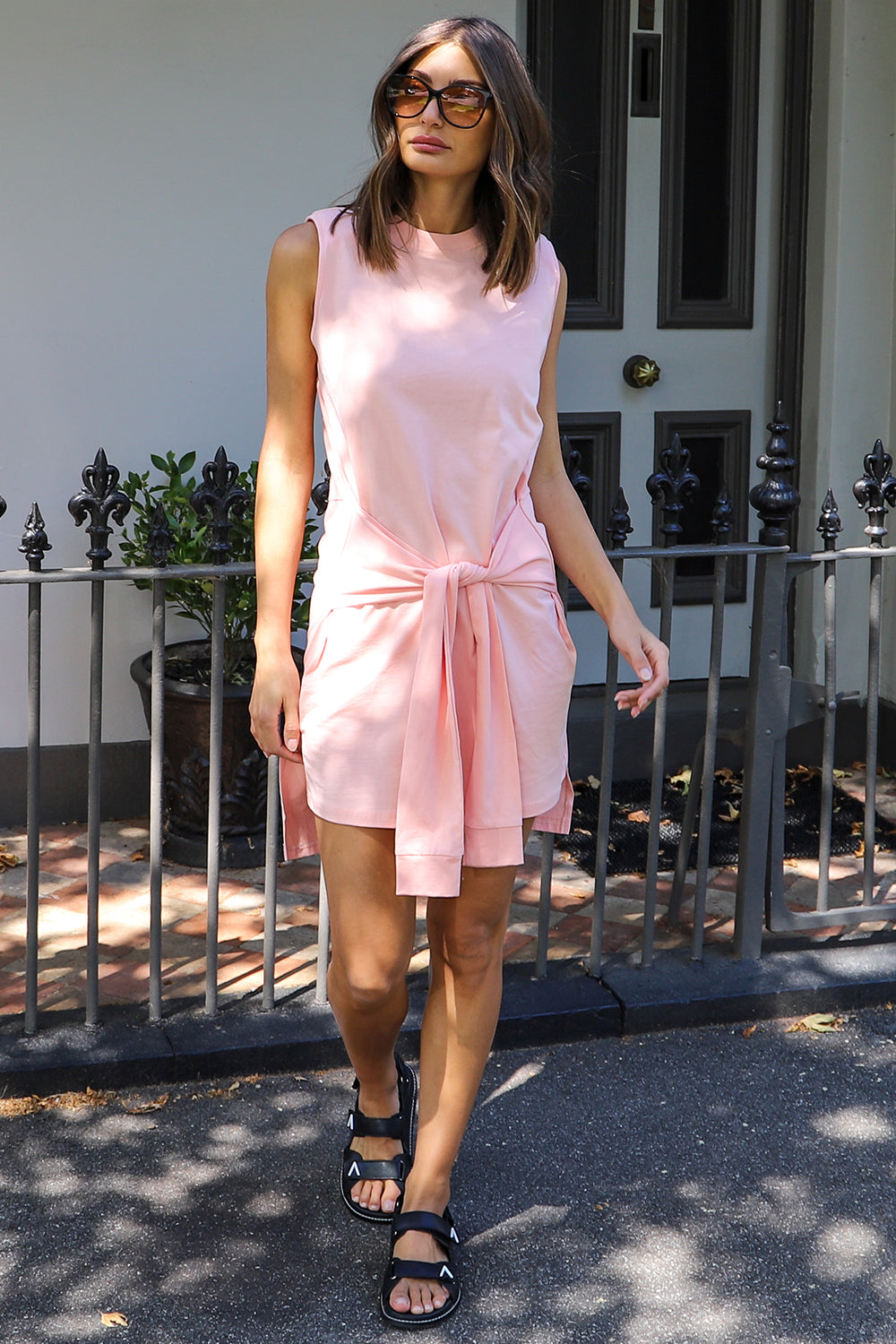 Alexandra / Misha Dress / Peach