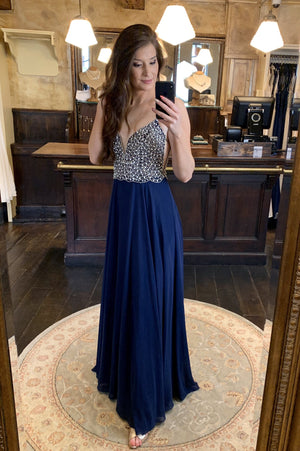 Must-Have Dress - Navy
