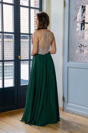 Glitz & Glam Dress - Green